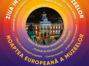 Ziua Internaţională a Muzeelor şi Noaptea Europeană a Muzeelor (18 mai 2019)