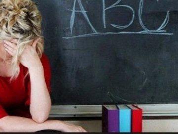 Zece sfaturi pentru starea de bine a profesorilor, adresate administrației școlilor