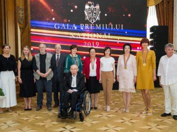 Laureaţii Premiului Naţional, ediţia 2019