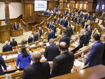 Stagii la Parlament în sesiunea de toamnă