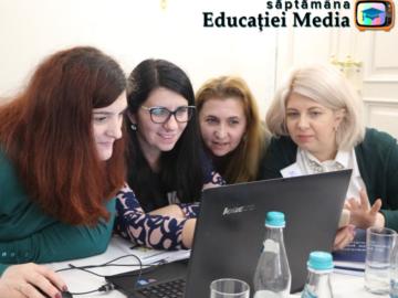 Instruiri pentru învățători și profesori: Instrumente interactive de predare a Educației pentru media