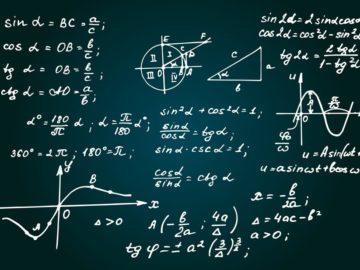 Clasa X-XII. Matematica.