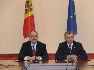 Noul ministru al Educației, Culturii și Cercetării, Corneliu Popovici a fost prezentat angajaților ministerului de către Prim-ministrul Republicii Moldova, Ion Chicu