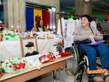 Vino să susții abilitățile persoanelor cu dizabilități!