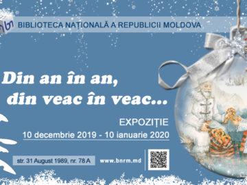 """Invitație la expoziția """"Din an în an, din veac în veac…"""""""