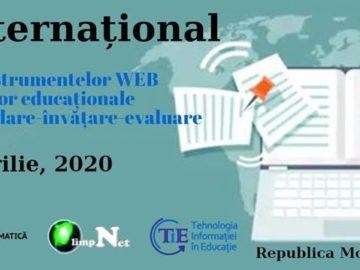 Curs International la Universitatea Tehnica a Moldovei din Chisinau, Management Educational, Instrumente Digitale si Securitate
