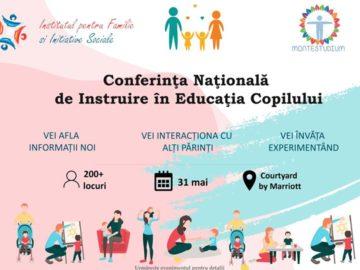 Conferința Naționala de Instruire în Educația Copilului