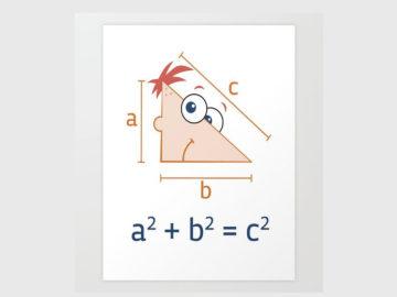Clasa VIII. Matematica. Teorema lui Pitagora. Aplicații.