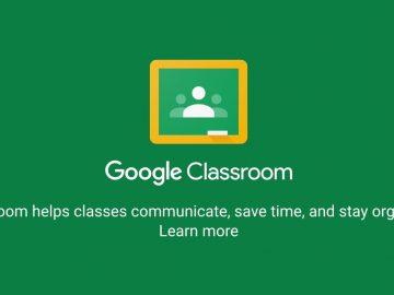 Classroom pentru profesori. Foarte ușor.