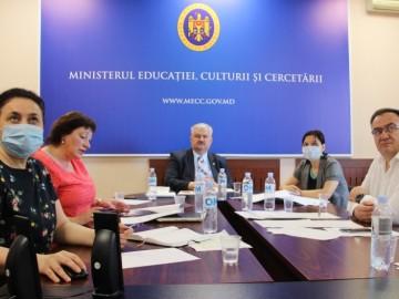 MECC a aprobat calendarul concursului de admitere în învățământul liceal și în clasa a V-a pentru instituțiile care nu au clase primare în structura lor