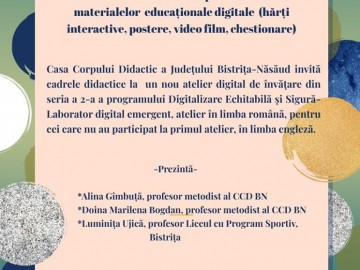 Instrumente pentru crearea materialelor educaționale digitale
