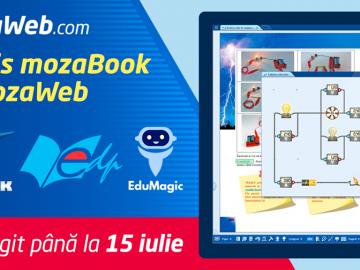 Mozaik Education prelungește accesul gratuit la materialele educaționale