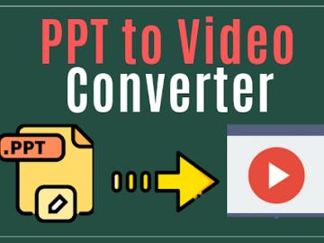 Crearea rapidă a unui video din prezentarea PPT