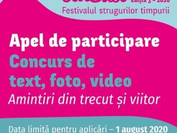 """Ediția III: Festivalul Strugurilor Timpurii """"AuGust""""-Concurs """"Amintiri din trecut și viitor"""""""