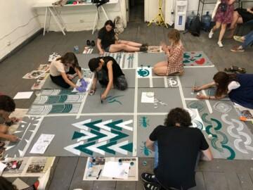 Curs de artă contemporană și curatoriat- EDU-ART 2020
