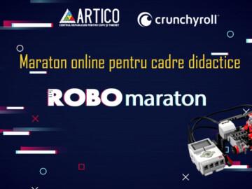 ROBOmaraton extinde termenul de aplicare
