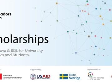 """Profesorii universitari pot participa la ediția """"Scholarship"""" în cadrul programului Tekwill Ambassadors Program."""
