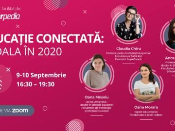 Educație conectată: Școala în 2020