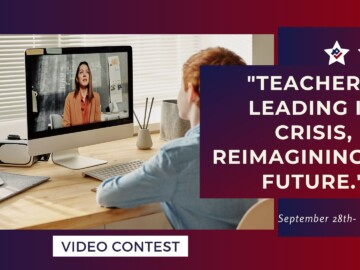 Video Contest: Teachers-Leading in Crisis
