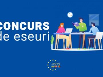 Concurs de eseuri pe tematici ce țin de Acordul de Asociere dintre Uniunea Europeană, Republica Moldova, Ucraina și Georgia
