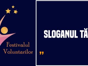 Creează sloganul pentru Festivalul Voluntarilor 2020 și câștigă premii