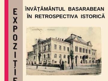 ÎNVĂȚĂMÂNTUL BASARABEAN ÎN RETROSPECTIVA ISTORICĂ