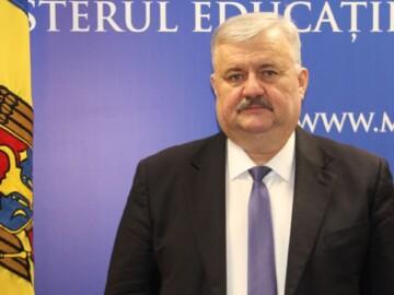 """Igor Șarov: """"EU SUSȚIN ȘI VOI APĂRA PROFESORII FAȚĂ DE IMIXTIUNILE POLITICE DE ORICE FEL, DAR VĂ ÎNDEMN SĂ NU ADMITEM INGERINȚE POLITICE ÎN INSTITUȚIILE DE ÎNVĂȚĂMÂNT!"""""""