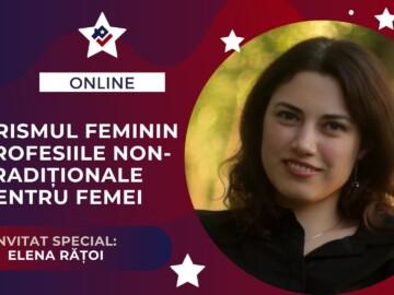 Liderismul feminin și profesiile non-tradiționale pentru femei