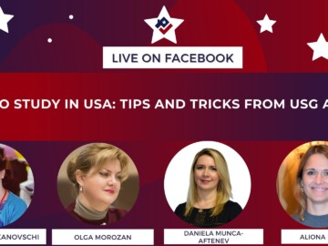 """""""How to Study in USA: tips and tricks from USG alumni"""""""