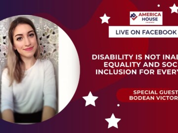 Facebook Live. Disability is not inability: Equality and social inclusion for everyone