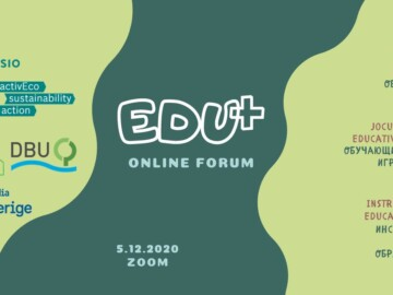 Forum EDU+ Educație participativă