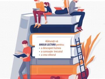 """""""Topul celor mai citite 10 cărți ale anului"""", studiul sociologic efectuat de Biblioteca Națională a Republicii Moldova"""