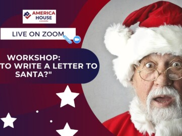 """Workshop: """"How to write a letter to Santa?"""""""