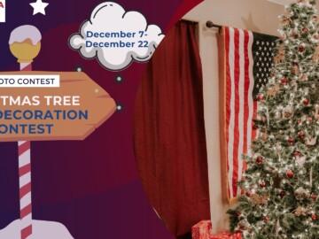 Christmas Tree Best Decoration Contest
