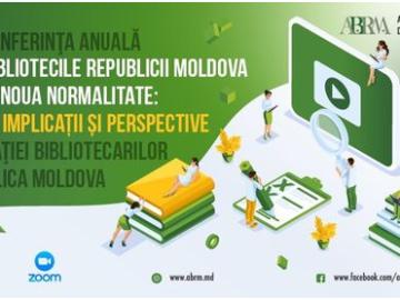 Conferința Anuală a Asociației Bibliotecarilor din Republica Moldova