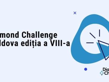 Liceenii din clasele a 9 – 12-a (licee, colegii, școli profesionale) pot câștiga premii de până la 8000 $ participând la Diamond Challenge Moldova