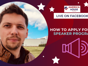 Webinar: How to apply for the Speaker Program?