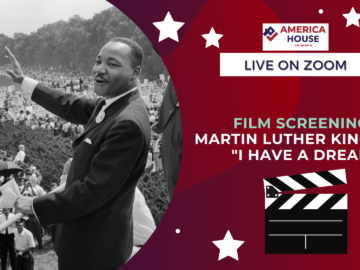 "Film screening: Martin Luther King Jr.'s ""I Have a Dream"""