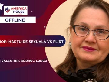 Workshop: Hărțuire Sexuală vs Flirt