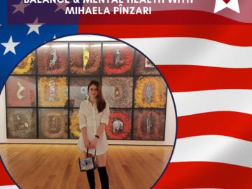 Menținerea pozitivității, echilibrului și sănătății mintale cu Mihaela Pînzari