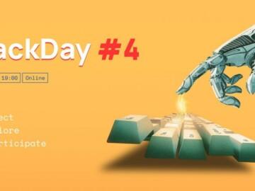 Code for Moldova te invită să participi la Hack Day #4. Cine sunt invitații evenimentului și ce activități te așteaptă?