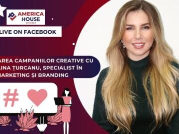 Dezvoltarea Campaniilor Creative cu Cătălina Țurcanu, Specialist în Marketing și Branding