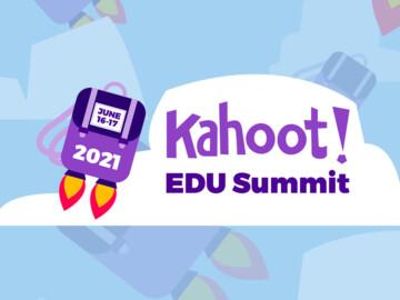 Kahoot! EDU Summit 2021