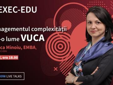 Managementul complexității într-o lume VUCA
