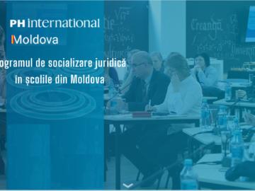 """CONCURS DE SELECTARE a 30 de școli pentru participare la programul de asistență pentru predarea disciplinei opționale """"Educație pentru Socializare Juridică"""" în clasele a VIII-a"""